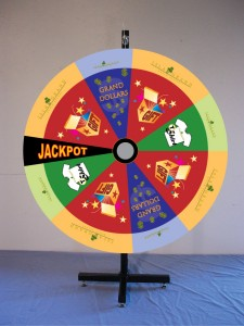Isla Grand Resort Prize Wheel