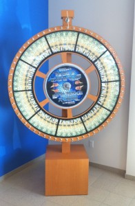 "Honda of Bartlesville 60"" Prize Wheel"